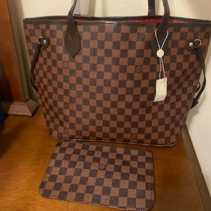***neverfull med Louis Vuitton handbags